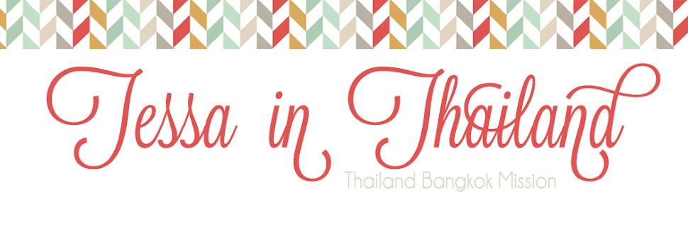 Tessa in Thailand