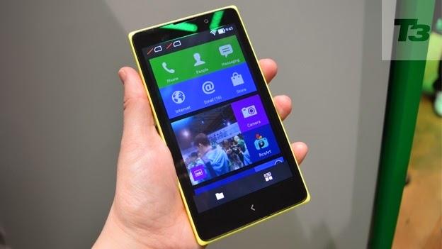 Nokia XL Android Diluncurkan di Indonesia 2 Juni 2014