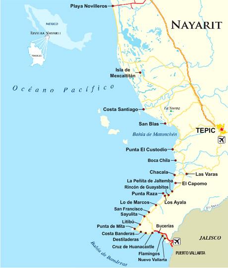Sayulita, Riviera Nayarit, Nayarit