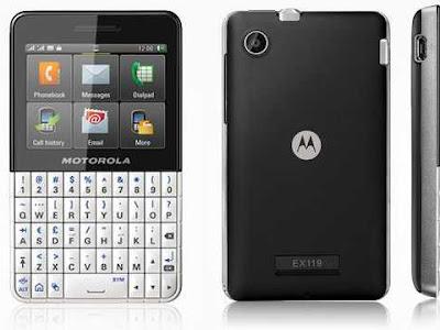 Kelebihan Kekurangan Motorola EX119