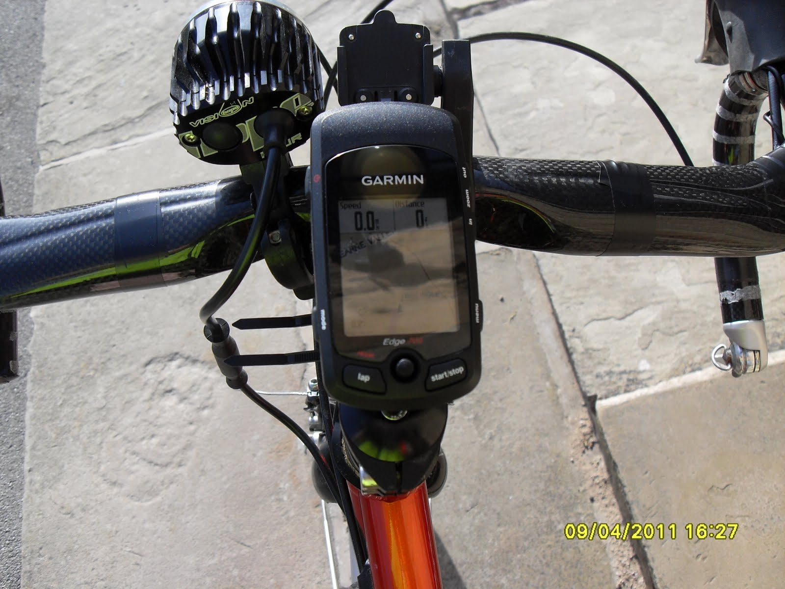 garmin edge 500 instructions