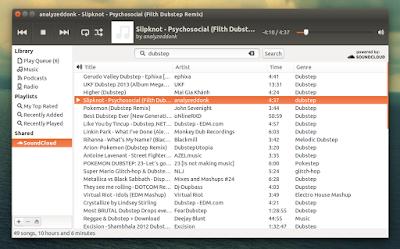 Rhythmbox 3.2 Ubuntu