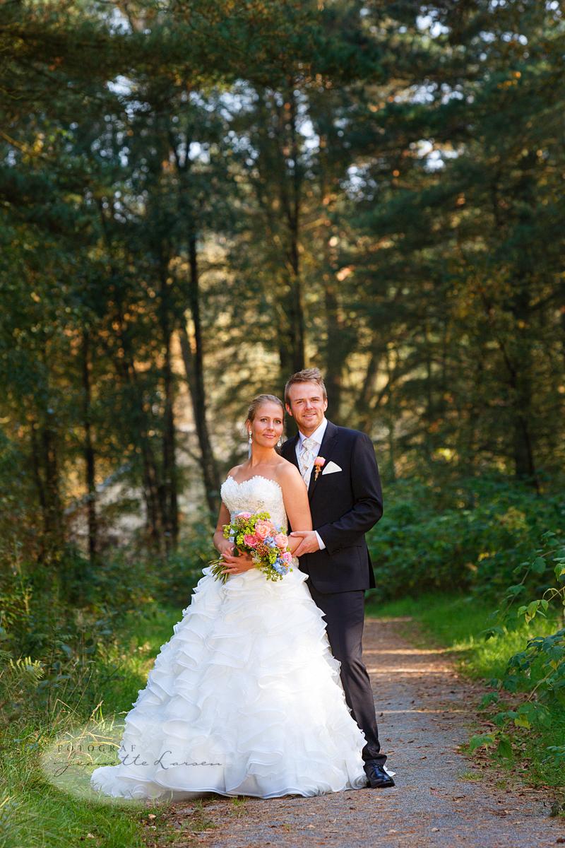 Solaskogen, bryllup