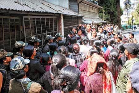 Alchemist Group tea garden in Darjeeling to stage hunger strike