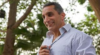 """رد , باسم يوسف ,على , عماد الدين أديب , بسبب برنامج """"البرنامج"""""""