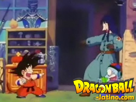 Dragon Ball capitulo 30