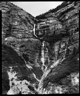 Bridal Veil Falls - 8x10