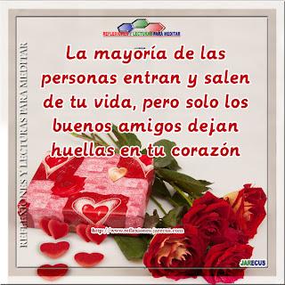 alegría, amistad, corazón, San valentin, Reflexiones de amistad,