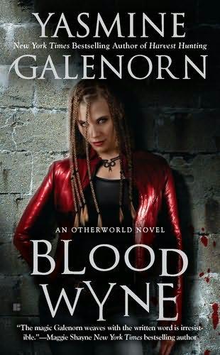 Blood Wyne by Yasmine Galenorn Audiobook Mp3