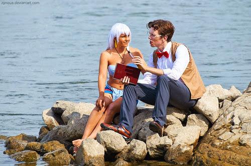 Cosplay Atlantis: Kida y Milo
