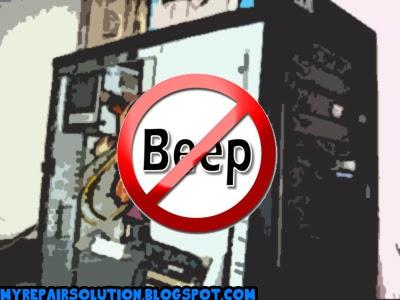 komputer error bunyi beep