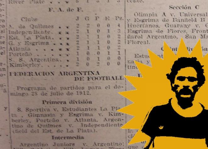 El ascenso de Boca y el no descenso de River en 1912/1913