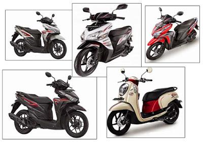 Comparison of the motorbike