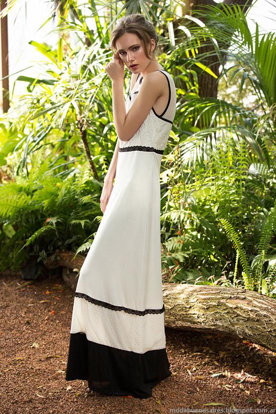 Moda 2015 vestidos Felicity Urban.