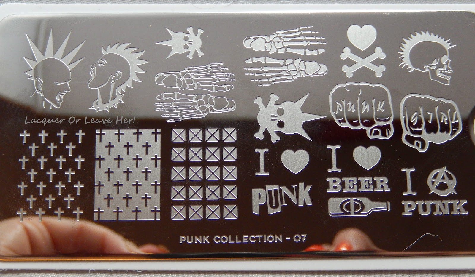 MoYou London Punk Collection 07