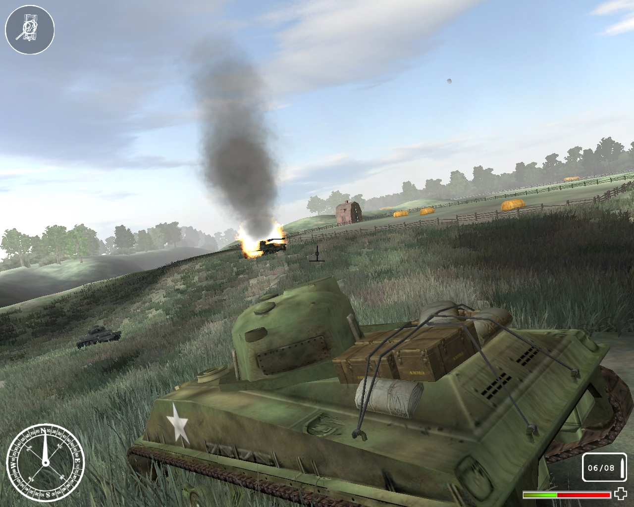 Tank Commander Game - Play online at Y8.com