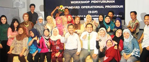 Workshop SOP di Makassar