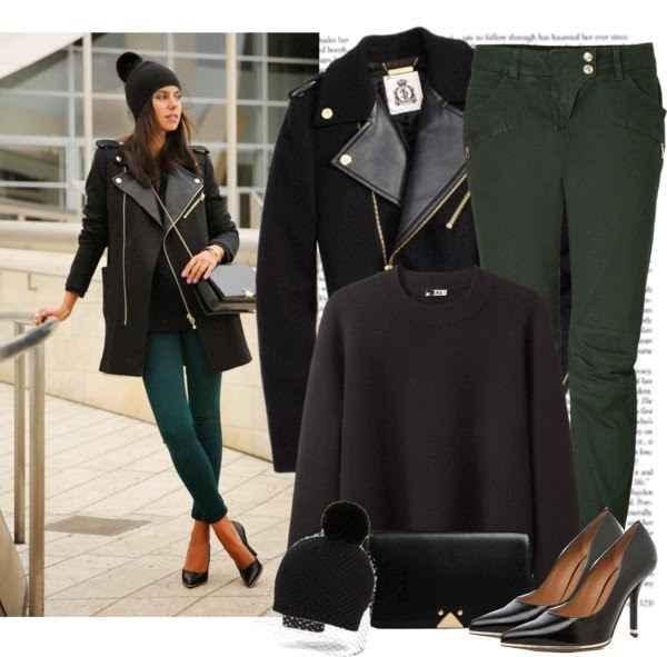 9 Wonderful Winter Polyvore Combinations