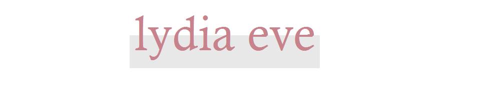 Lydia Eve