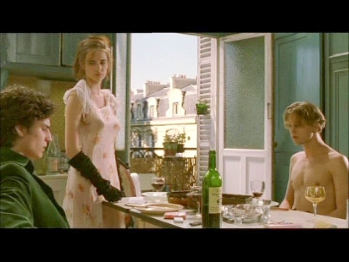 The Dreamers Eva Green Michael Pitt Louis Garrel movieloversreviews.filminspector.com