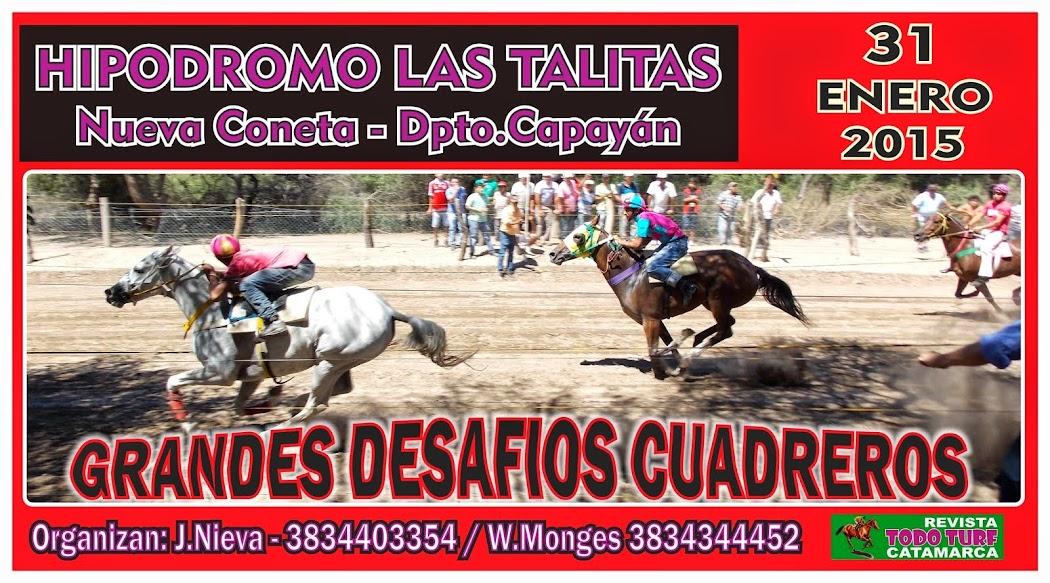 LAS TALITAS 31/01/2015