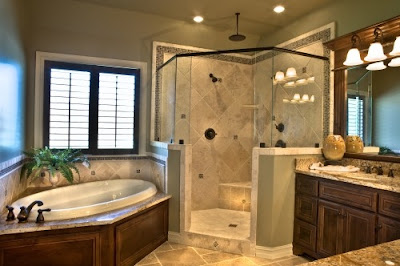 paneled tub ideas