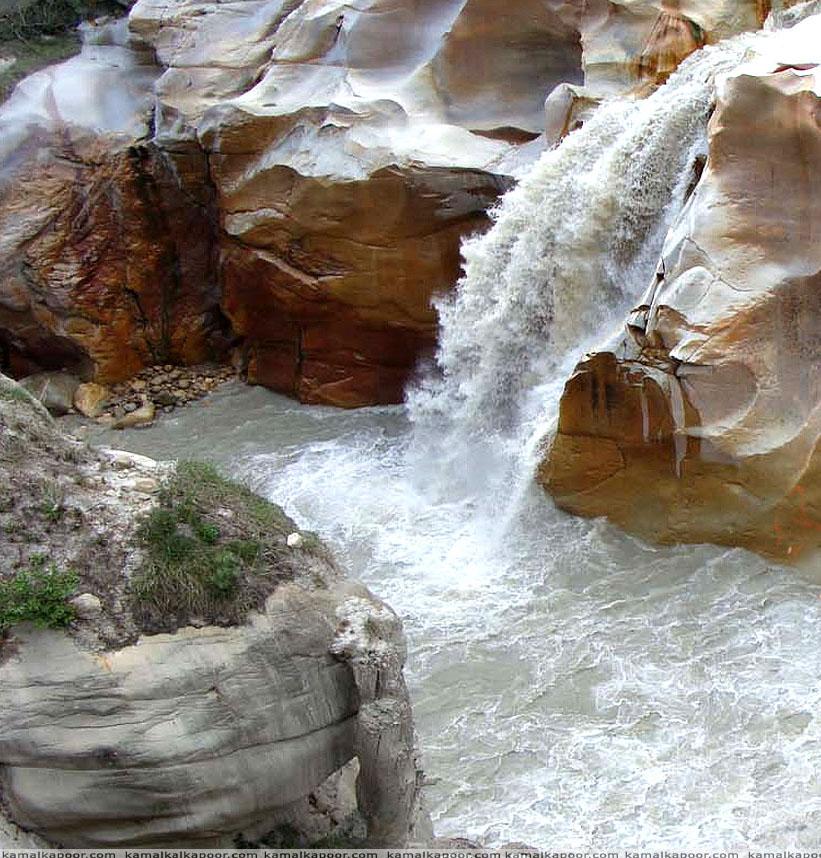 Birth Of River Ganga