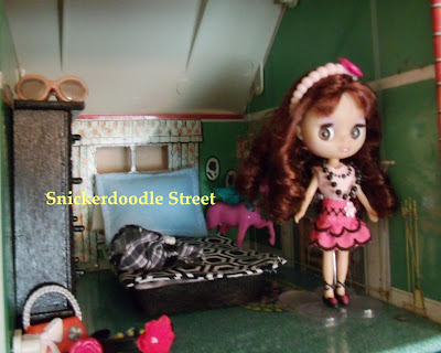 The Ag Minis Of Snickerdoodle Street Lps Blythe Doll
