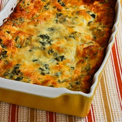 Vegetarian Lasagna with Kale and Mushroom-Tomato Sauce
