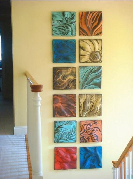 dekoratif duvar seramikleri