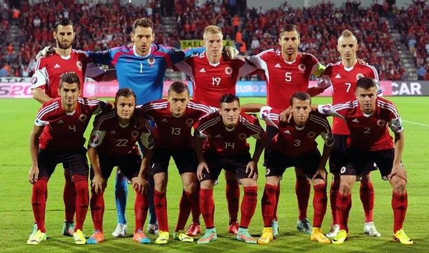 Historike - Shqipëria në Euro 2016!