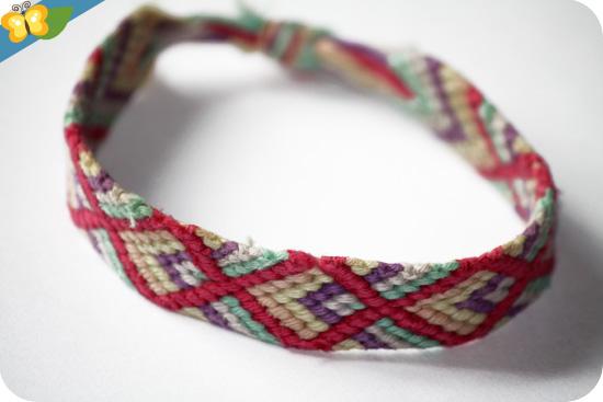 Mon bracelet brésilien