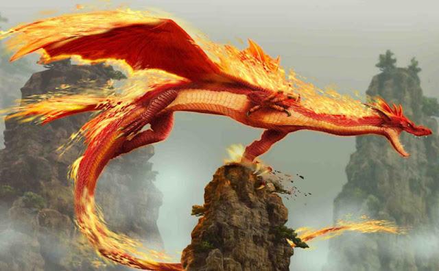Những hình ảnh rồng 3D tuyệt đẹp và ấn tượng