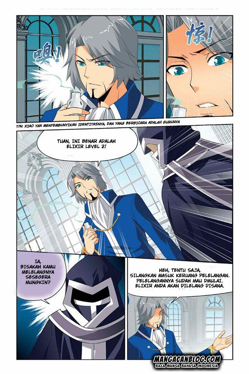Battle Through Heaven Chapter 08-4