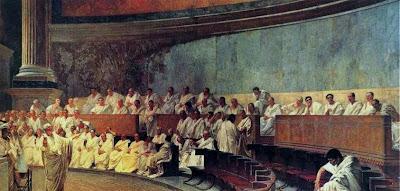 Roman Legislators