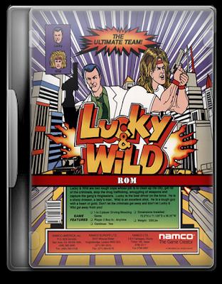 Lucky & Wild Arcade
