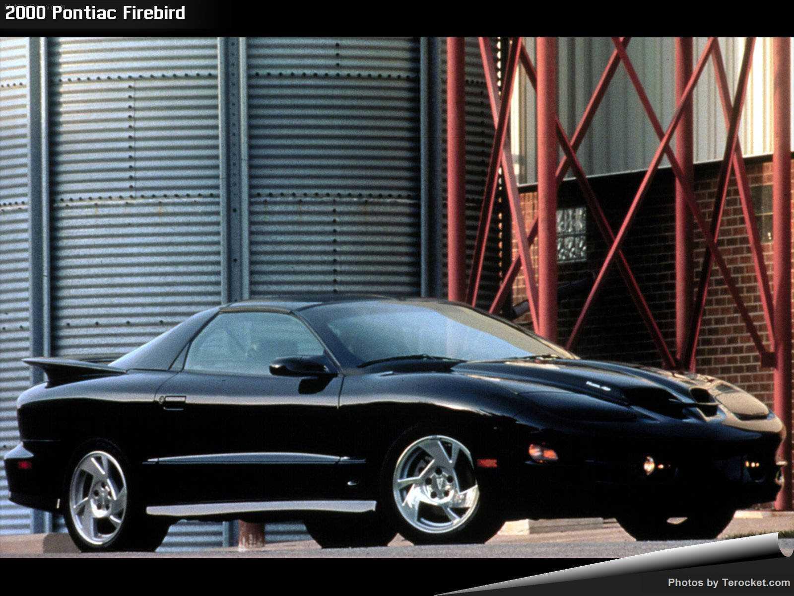 Hình ảnh xe ô tô Pontiac Firebird 2000 & nội ngoại thất