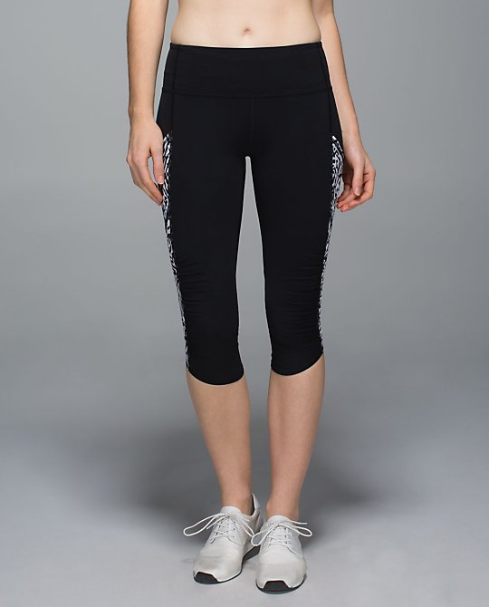 lululemon sea me run crop
