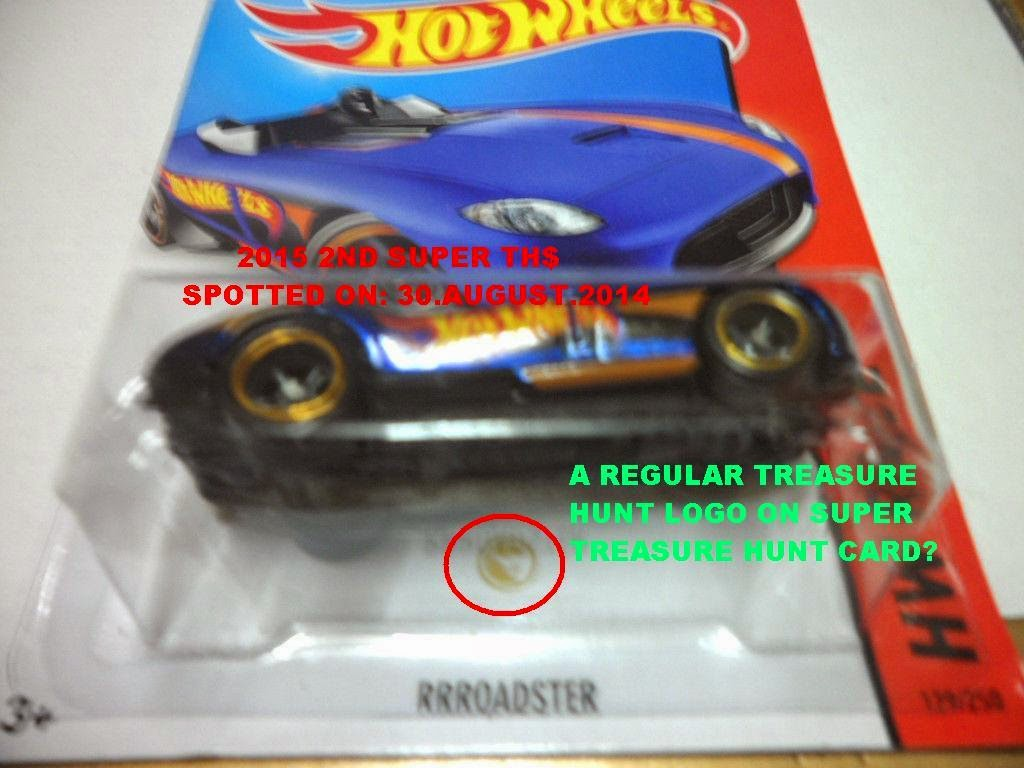 Gallery For > Hot Wheels Super Treasure Hunt Logo