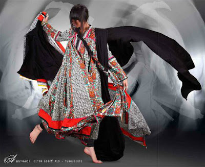 2011 Mausummery Lawn 2011 Summer Shalwar Kameez Prints