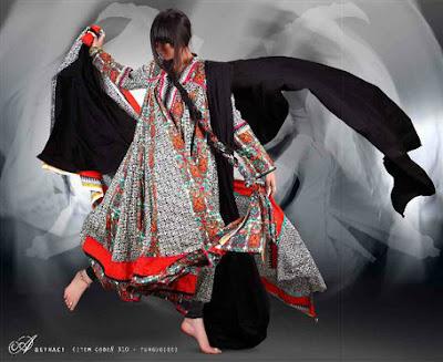 2011 Mausummery Lawn 2011 Summer Shalwar Kameez Prints