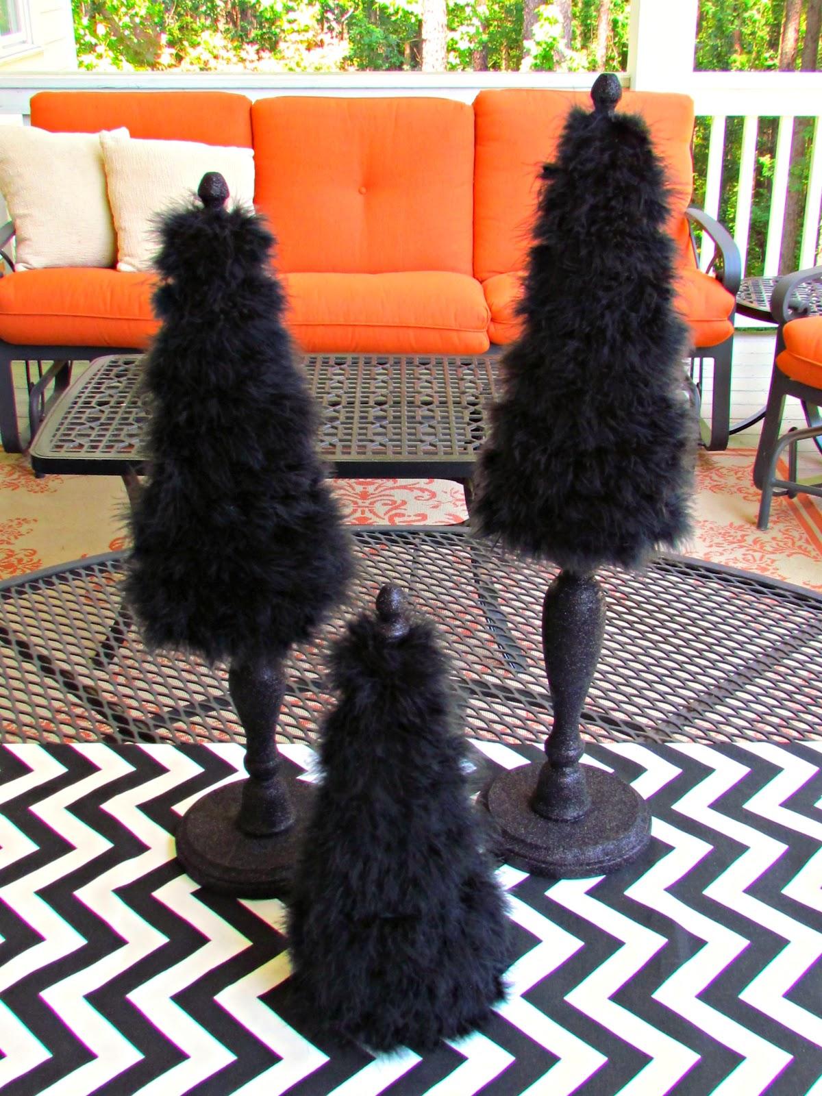Halloween Tree Trio Tabletop