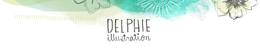 Delphie Côté-Lacroix - Illustration