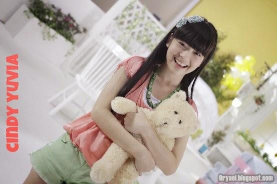 Profil dan Fakta Unik Cindy Yuvia JKT48