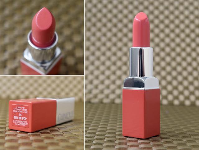 отзыв новая помада clinique POP Lip Colour Primer