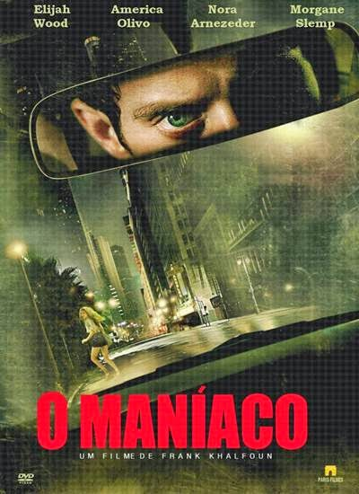 Download O Maníaco AVI Dual Áudio BDRip Torrent