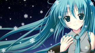 Girl Anime Wallpaper