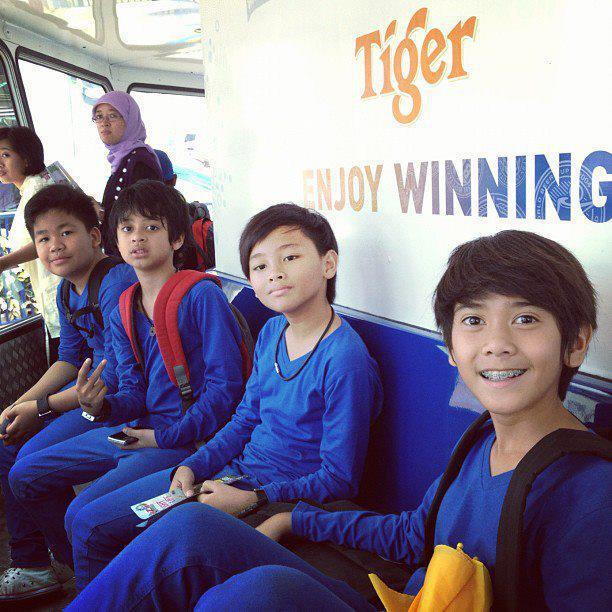 Itulah postingan tentang Foto Iqbal Coboy Junior Terbaru , semoga ...