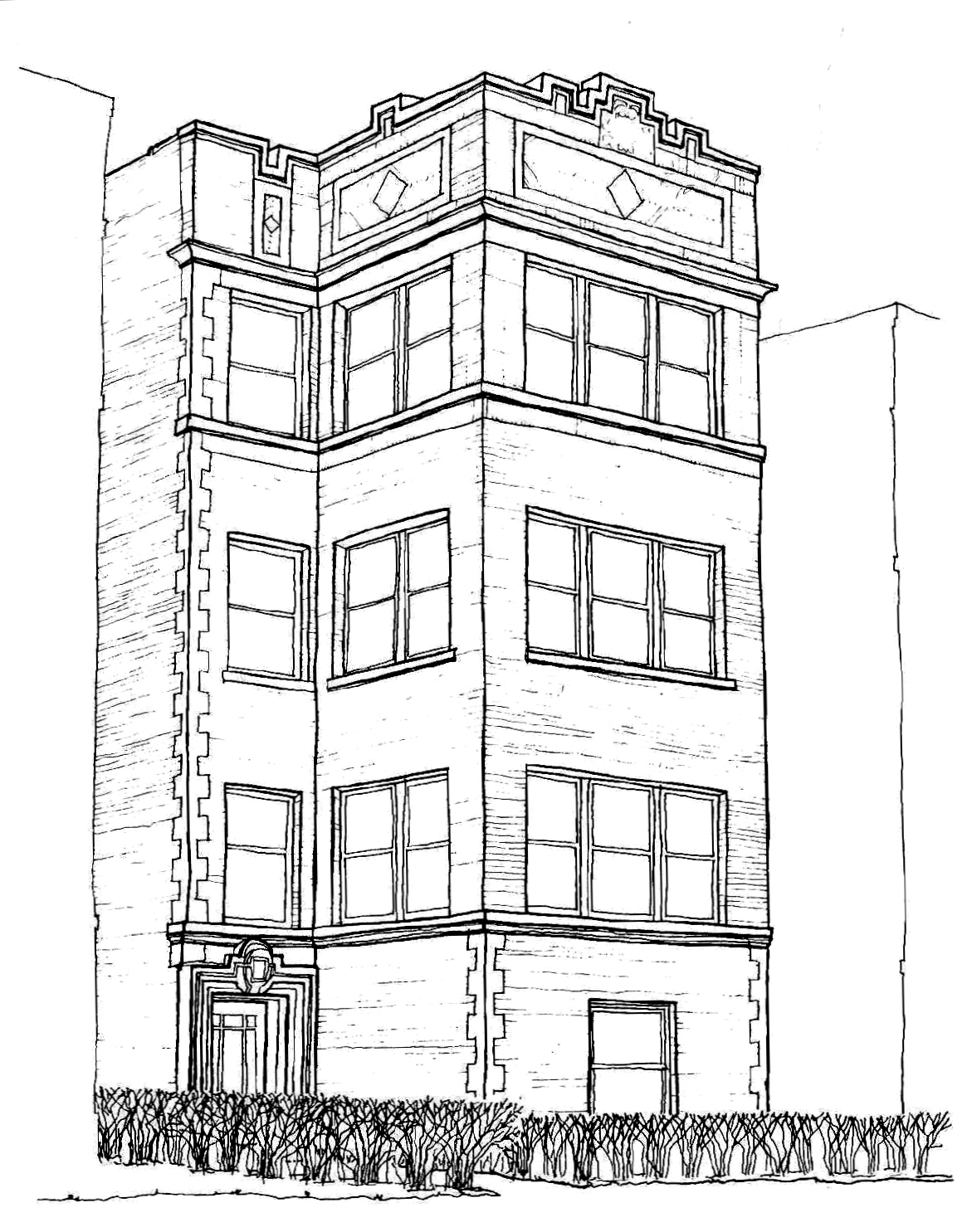 3 Flat History 00 Classic American Domestic Architecture