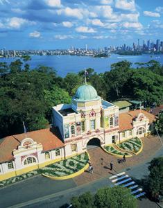 Taronga Zoo History | RM.